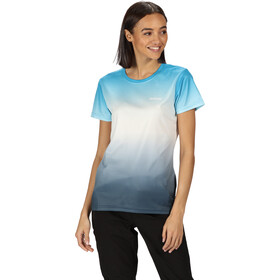 Regatta Fingal V Koszulka Kobiety, blue aster gradi